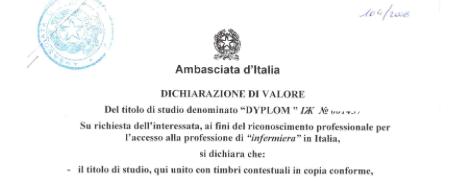 How to Get a Dichiarazione di Valore - An American in Rome