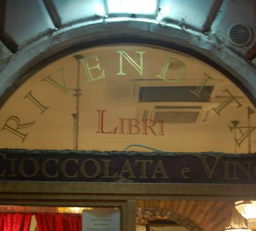chocolate bar rome