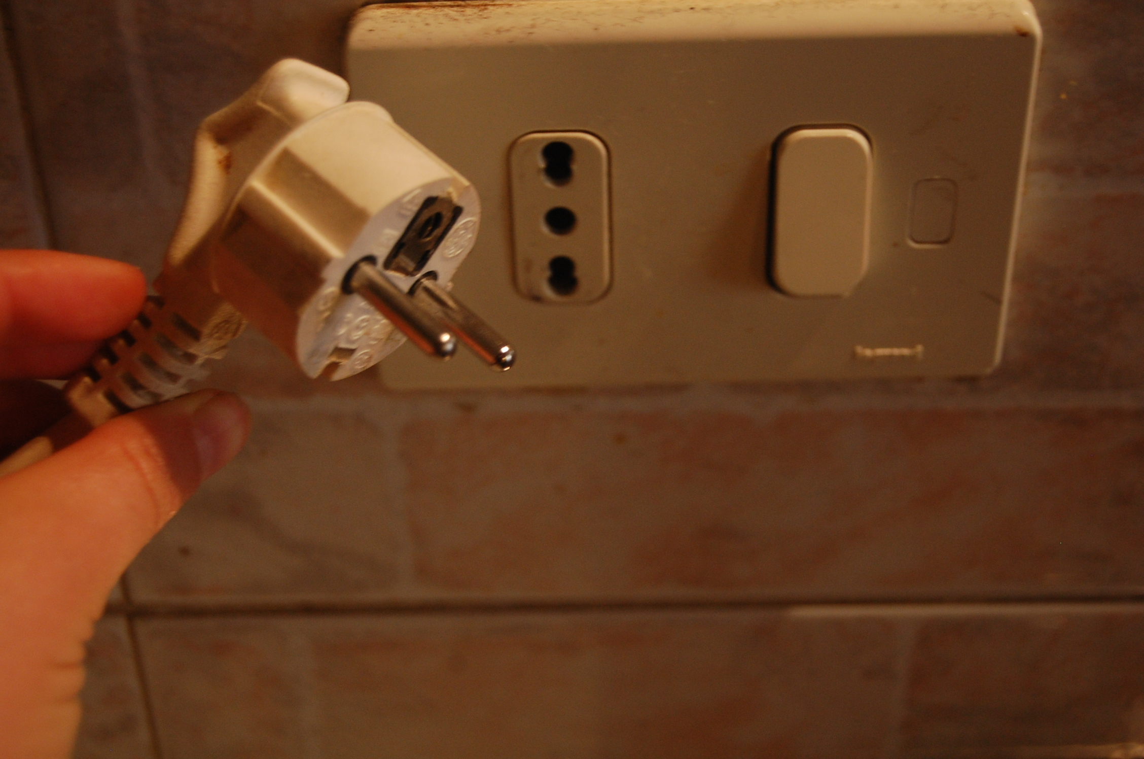 The Problem With Italian Plugs