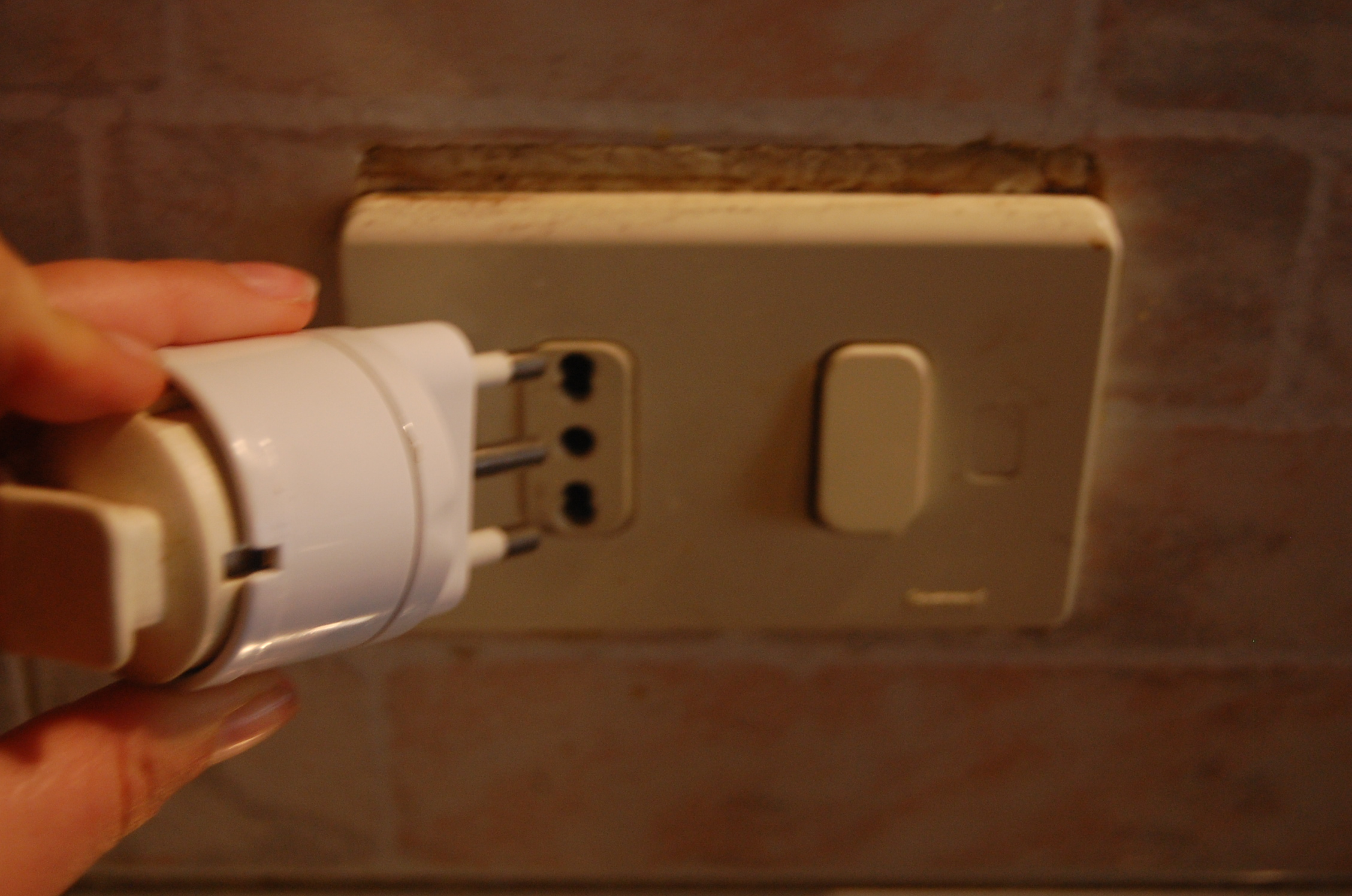 The Problem With Italian Plugs An American In Rome Replace Electrical Outlet Uk So