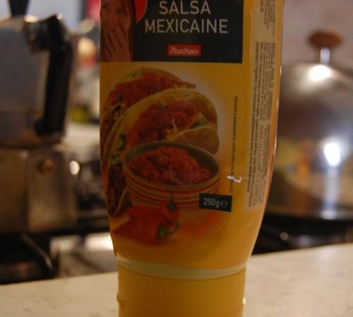 squeeze bottle salsa