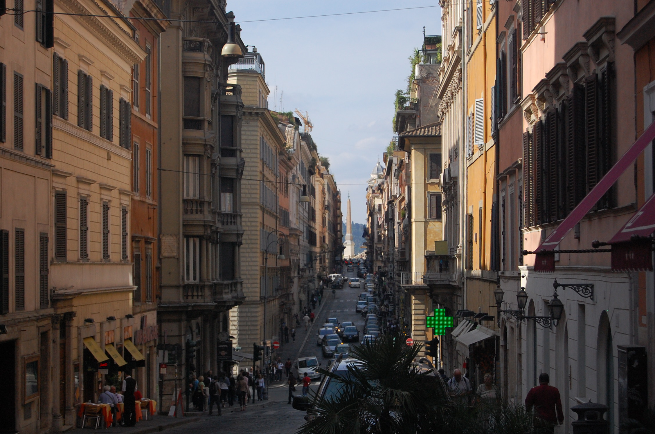 Hotel Via Quattro Fontane Roma