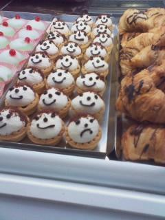 sad cupcake