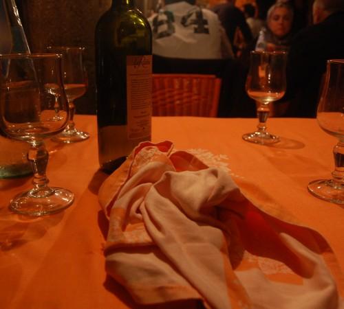 dinner rome