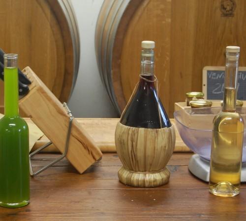 green olive oil