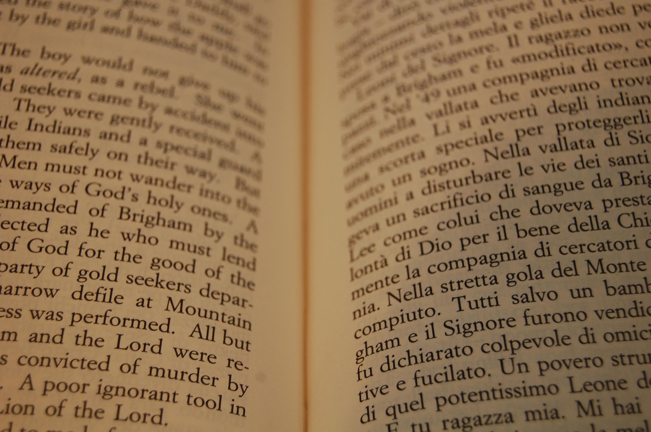 Italian English Books An American In Rome