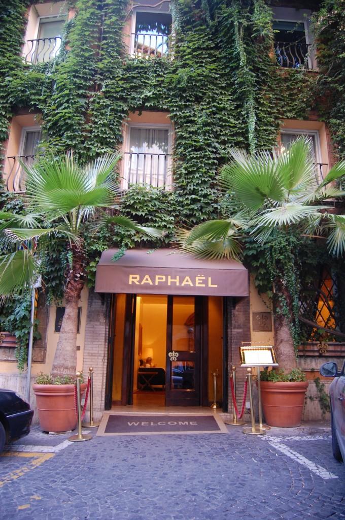 American Hotels In Rome