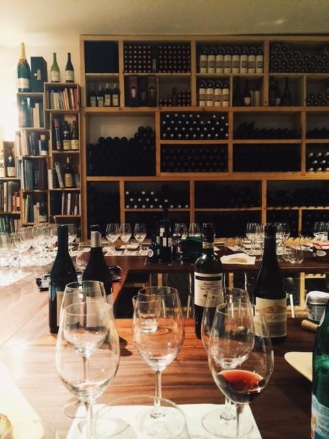 wine tasting roma centro