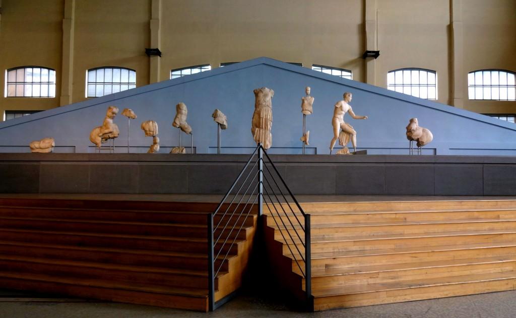 Centrale Montemartini: Rome's Quiet Museum