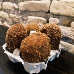 fried street food in Rome from Supplizio