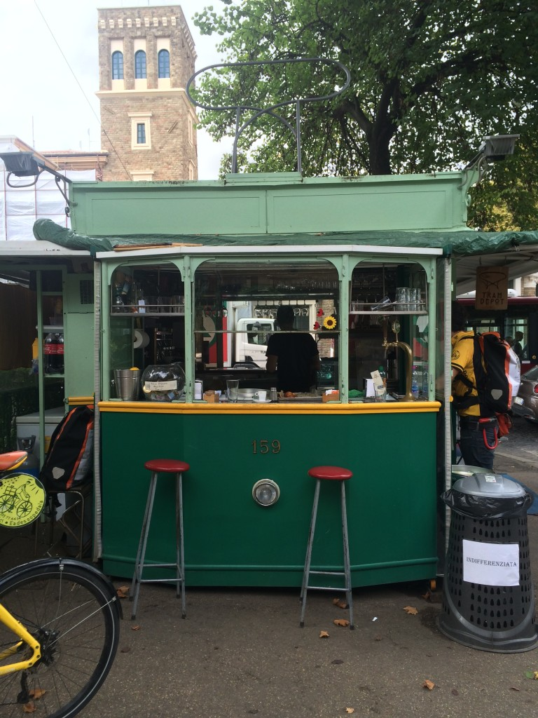 Tram depot Testaccio