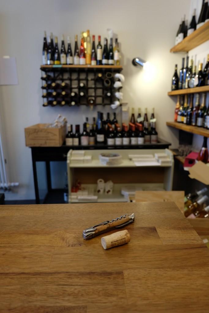 Mitte wine shop