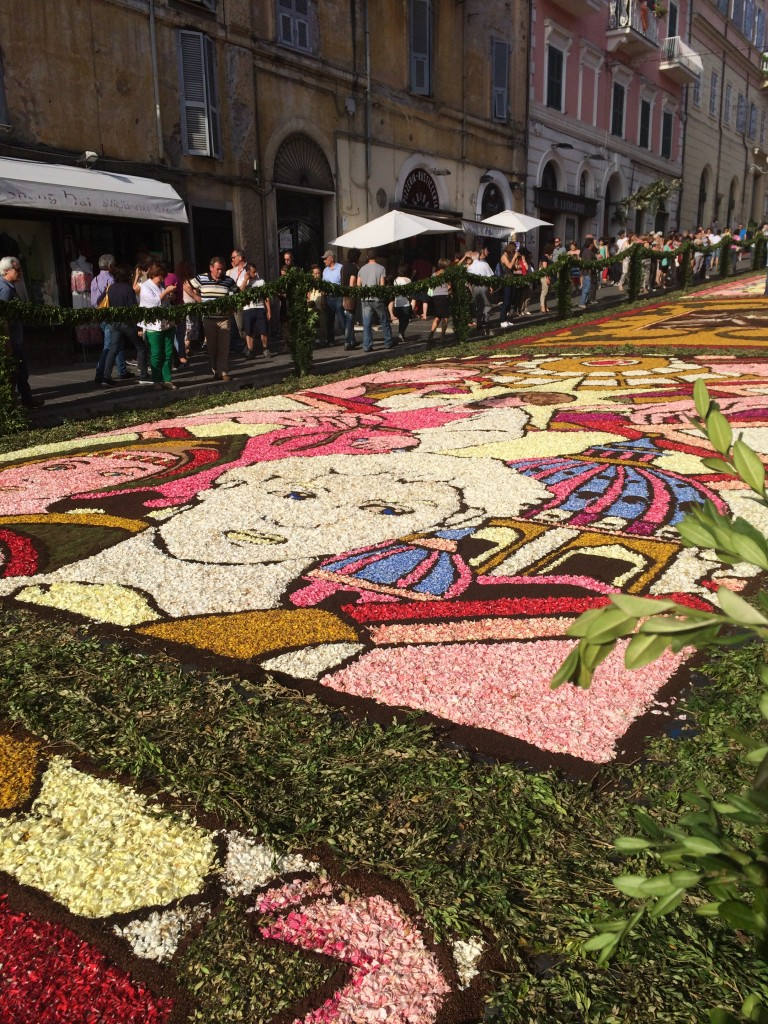Flowers genzano