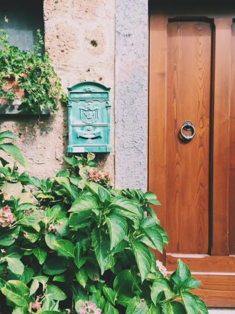doors in bagnoregio