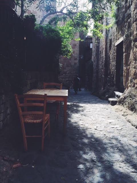 eating in bagnoregio