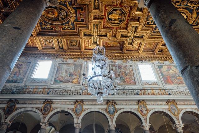 church details rome