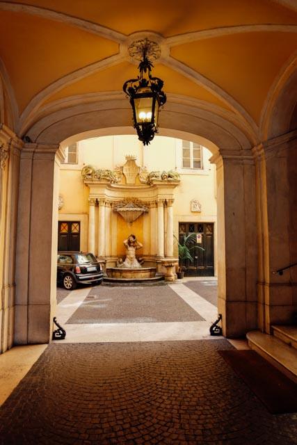 Palazzo in Rome