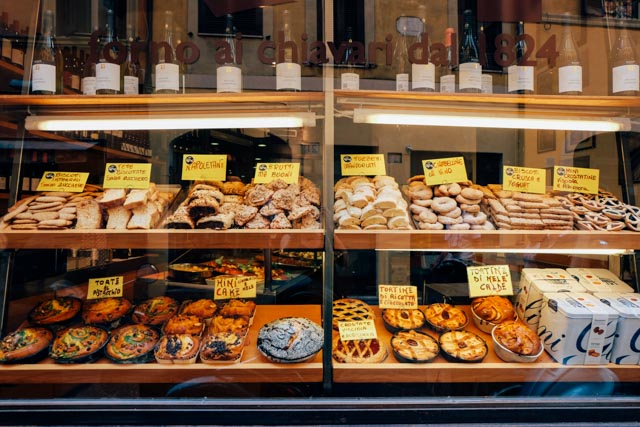 roscioli bakery
