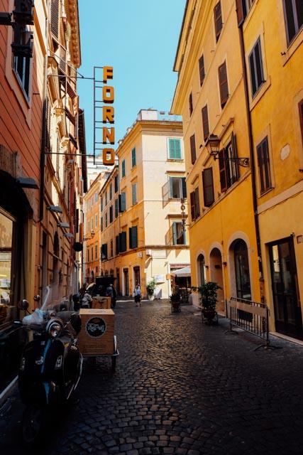 Antico Forno Roscioli - An American in Rome