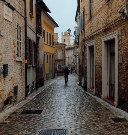 Offida Italy travel