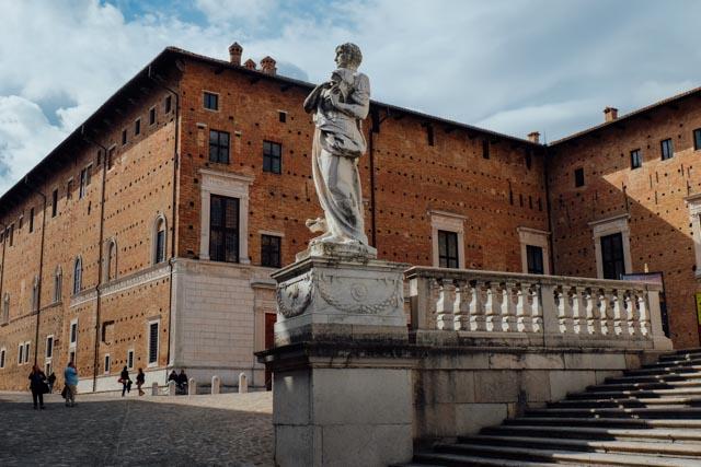 Urbino Duke Palace