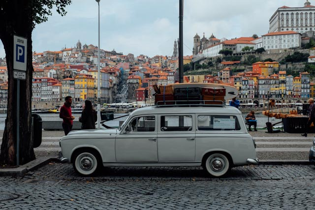 porto portugal car