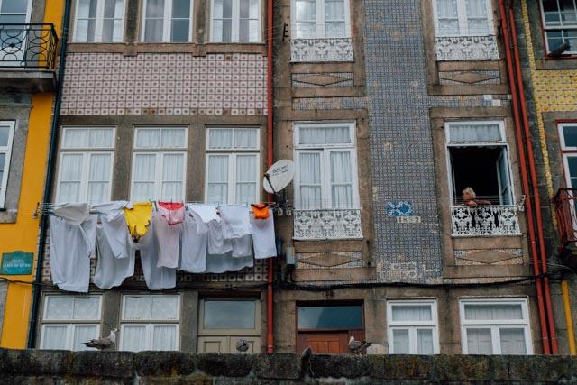 Porto window