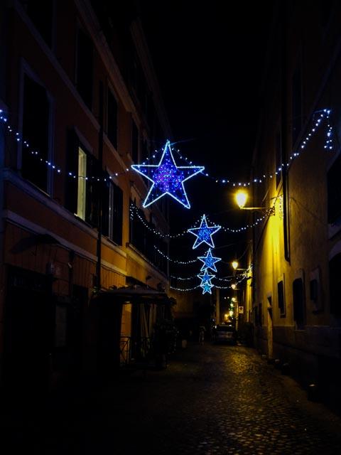 Trastevere Lights