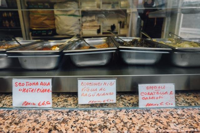 The best Roman street food