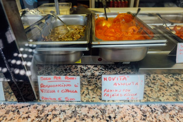 Where to get lunch in Testaccio