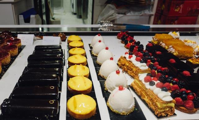 Levain French Bakery Rome