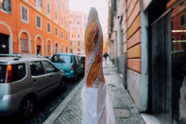 Le Levain: French Bakery in Trastevere
