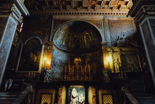 Santa Maria Nova in Rome