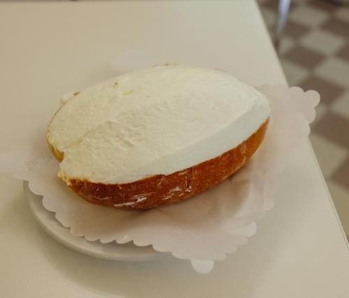 maritozzo Roman pastry