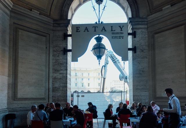 Eataly Rome Repubblica