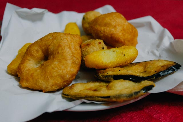 Fritti in Naples