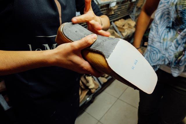 custom Italian shoes