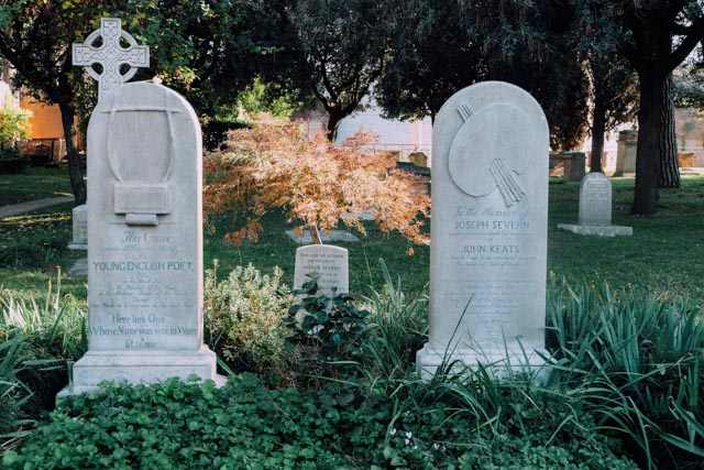 Keat's Grave Rome
