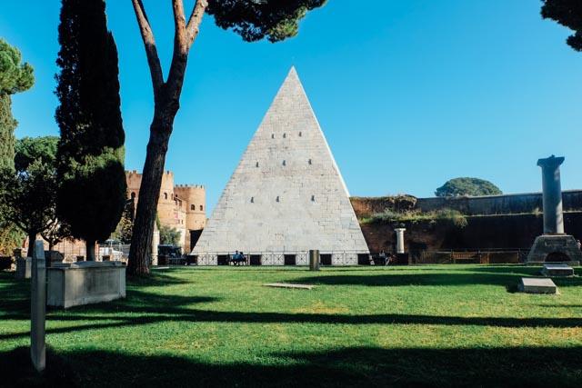 Rome's Pyramid