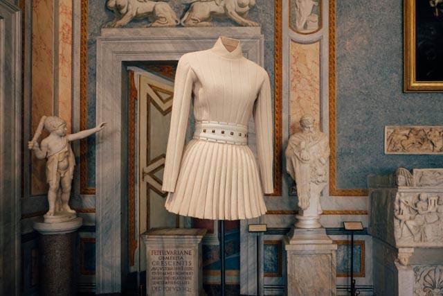 alaia in Galleria Borghese