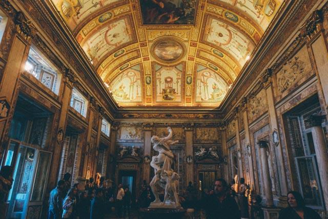 Galleria Borghese Apolo