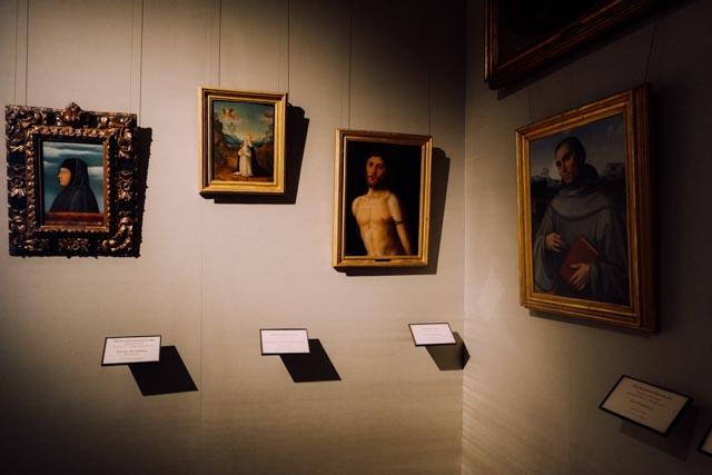 Galleria Borghese art