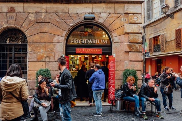 Frigidarium rome