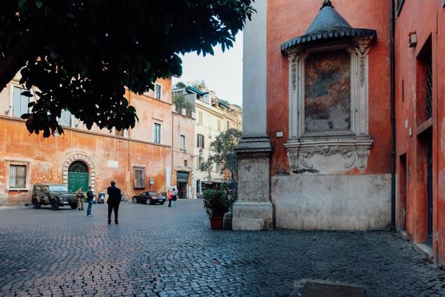 Trastevere corners
