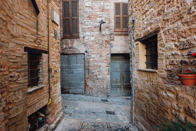 Spello Italy