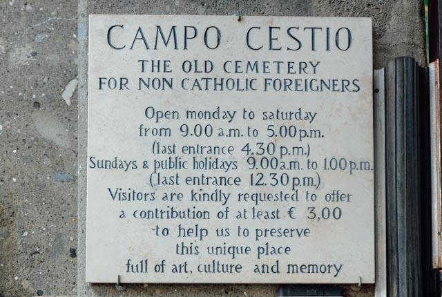 Campo Cestio