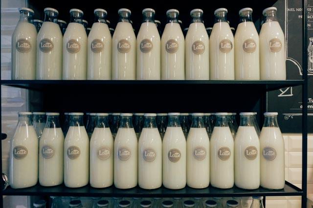 come il latte roma