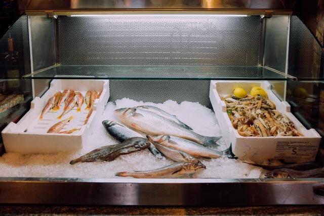 pesce del giorno