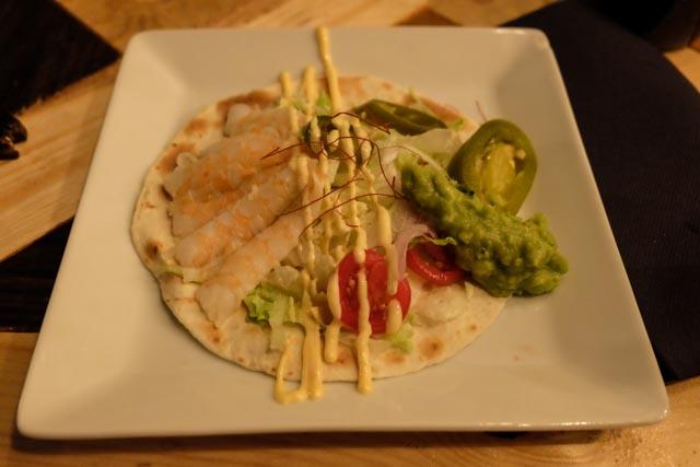 shrimp taco rome