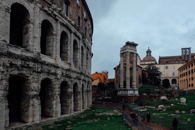 Teatro Marcello Rain